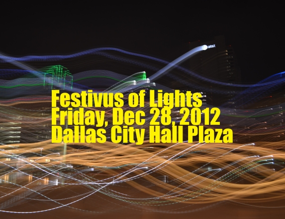 Festivus of Lights Facebook Cover