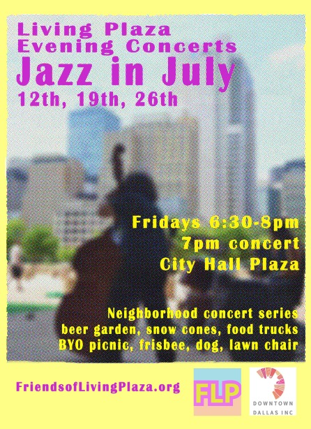 Jazz in July BannerII